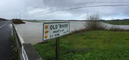 Old River bridge on 211